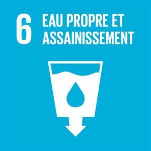 Garantir l'accès de tous à l'eau et a l'assainissement Et assurer une gestion durable des ressources en eau