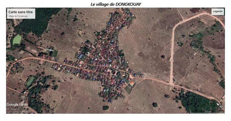 Accès à l'eau et à l'assainissement village de Dongkouay (Laos)