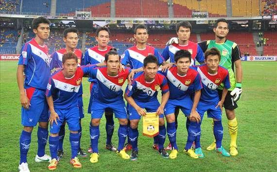 Equipe de foot nationale Laos