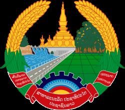 Laos embleme