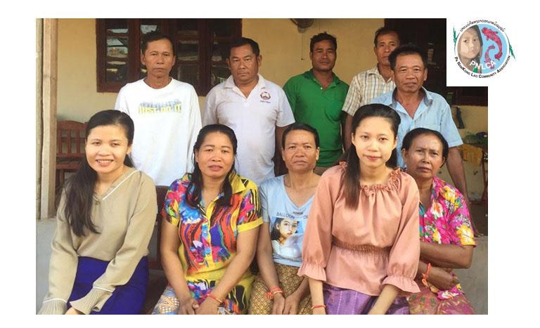 """Osc lao : """"Pa Namkong Lao Community Association"""" Accès à l'eau et à l'assainissement"""