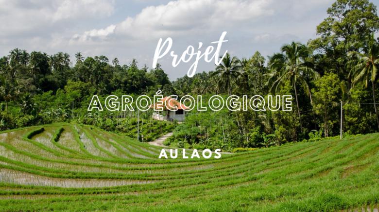 Laos projet agroécologique
