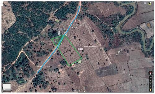Etude hydrogéologique - Projet rizières Laos